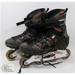 BOX W/PAIR OF SALOMON DR85, POWER ARCH