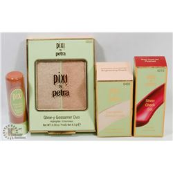 PIXI BY PETRA FACE PALETTE, HIGHLIGHTER AND CHEEK