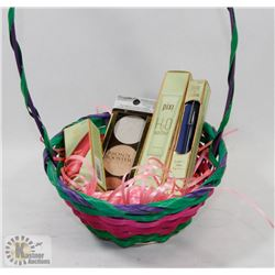 BASKET OF PIXI BY PETRA PRODUCTS INCL FACE GEL,