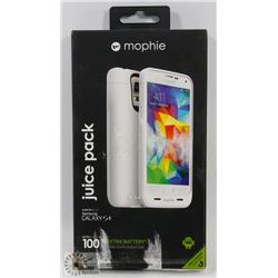 NEW MORPHIE SAMSUNG GALAXY S5 JUICE PACK