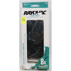 RAYOVAC PHONE CHARGER
