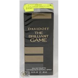 EAU DE TOILETTE, DAVID OFF THE BRILLIANT GAME 60ML