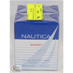 LOT OF 2 NAUTICCA VOYAGE SPORT. EAU DE TOILETTE.
