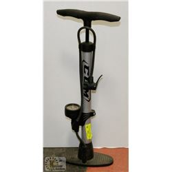 CCM MULTI DUAL NOZZLE STAND UP BIKE PUMP