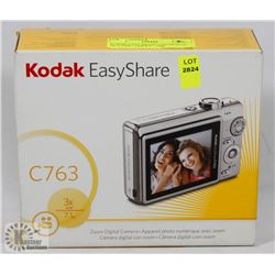 KODAK EASY SHARE C763 DIGITAL 3X ZOOM CAMERA 7.1MP