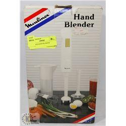 MOULINEX HAND BLENDER/