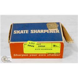 VINTAGE SKATE SHARPENER
