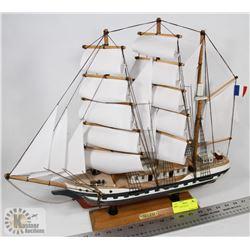 WOODEN SHIP 'BELEM'