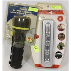 NEW! 5LED TAPLIGHT SOLD WITH  KRYPTON
