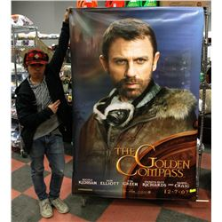 "THE GOLDEN COMPASS POSTER 71"" X 48"""