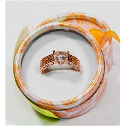 HEART FASHION BRIDAL PARTY RING
