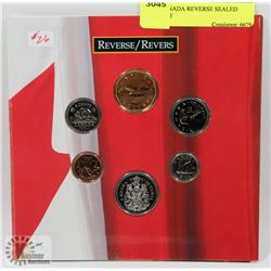 1994 CANADA REVERSE SEALED COIN SET
