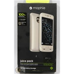 MORPHIE JUICE PACK FOR GALAXY S6 EDGE