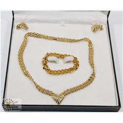 FIFTH AVENUE COLLECTION HAND MADE JEWELRY SET
