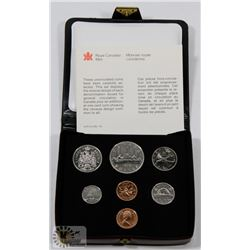 1979 DOUBLE PENNY DOLLAR SET