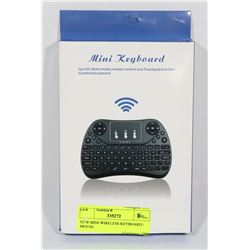 NEW MINI WIRELESS KEYBOARD / MOUSE