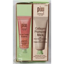 LOT OF 2 PIXI FACE TREATMENTS