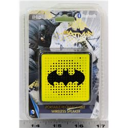 NEW IHIP BATMAN PORTABLE BLUETOOTH SPEAKER