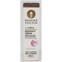 NEW MANUKA DOCTOR APIREFINE RADIANCE SERUM