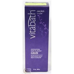 VITABATH ORCHID INTRIGUE BATH AND SHOWER GEL