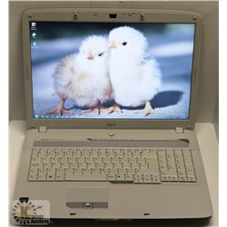 ACER ASPIRE WINDOWS 7PRO LAPTOP WITH AC