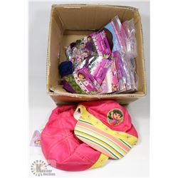 DORA THE EXPLORER VARIETY PARTY PACK