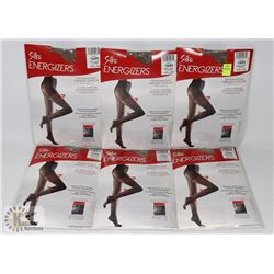 BUNDLE OF SILKS PANTYHOSE