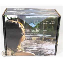 LOT OF 2 BOX OF MIRACLE