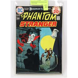 THE PHANTOM STRANGER 20 CENT COMIC BOOK