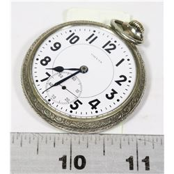 VINTAGE SWISS ORVIN POCKET WATCH 17 JEWEL WITH