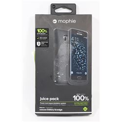 NEW MOPHIE SAMSUNG GALAXY S6 EDGE JUICE PACK