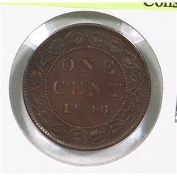 1900H CANADIAN QUEEN VICTORIA LARGE 1 CENT COIN