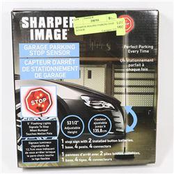 SHARPER IMAGING PARKING STOP SENSOR.
