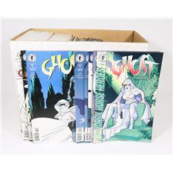 BOX OF ESTATE COMIC BOOKS