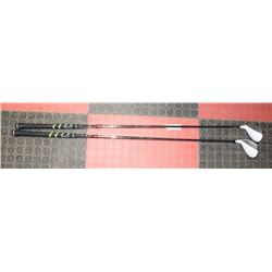 LOT OF 2 SPORT LOCO DRIVERS 3, 4 WOODS RIGHT HAND