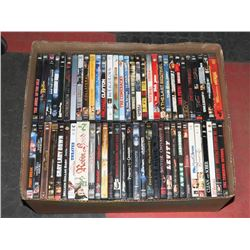LOT OF 61 DVD MOVIES ACTION ADVENTURE