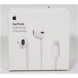 NEW IPHONE EARPODS W/ LIGHTNING CONNECTOR