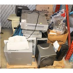 PALLET OF ESTATE ELECTRONICS AND COMPUTERS