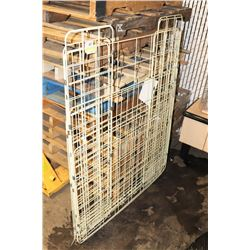 PET FOLDING CAGE, NEW DISPLAY