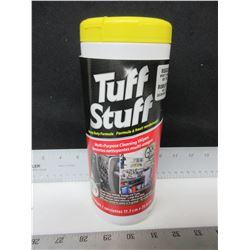 Tuff Stuff multi purpose cleaning Wipes / won't shread or tear