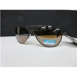 New Mens Foster Grants Sunglasses Lenses for driving / 100% Max Block