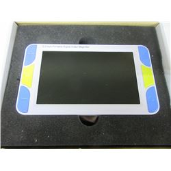 "New 5.0"" Portable Digital Video Magnifier"