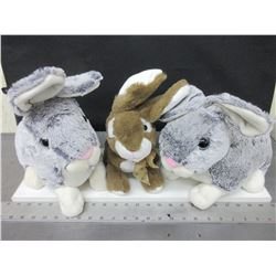 Easter is coming! / 3 New Super soft New Easter Bunny's
