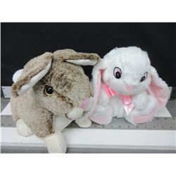 Easter is Coming! / 2 New Super soft New Easter Bunny's