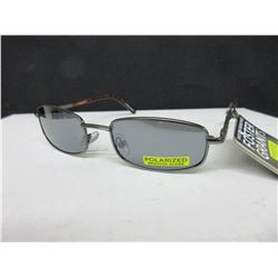 New Mens Foster Grants Polarized Sunglasses / 100% Max Block