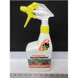 New Liquid Fence Dog & Cat Repellent / Stops Bad Habits