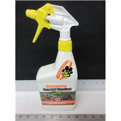New Liquid Fence Dog & Cat Repellent / Stops Bad Habits