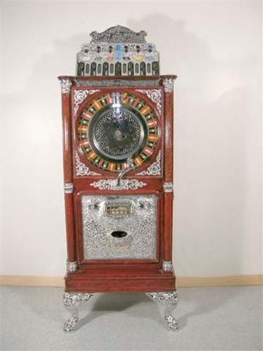 Caille Centaur Upright Slot Machine