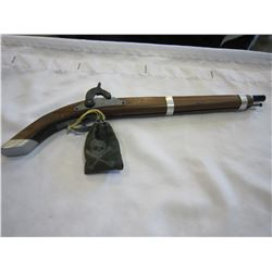 WOOD CAP AND BALL CAP GUN