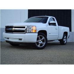 1:30PM SATURDAY FEATURE 2008 CHEVROLET SILVERADO SHORTBED One owner!  Only 30,000 miles!